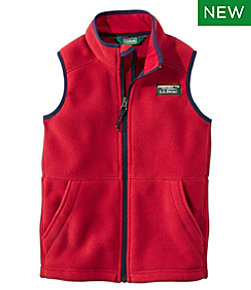 Kids' Mountain Classic Fleece Vest
